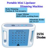 use máquina de celulite ultra-sônica venda por atacado-Lipolaser diodo slim lipolaser máquina de celulite Ultra-sônica Lipo Laser máquina shaper do corpo Máquina Slim Uso doméstico profissional