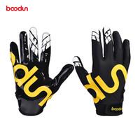 Wholesale finger gym resale online - New Baseball Softball Batting Gloves Super Grip Finger Fit Adult Youth Batting Gloves Adult Sports Glove For Men And Women