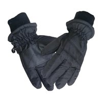 Wholesale windstopper gloves warm for sale - Group buy 1 Pair Windstopper Sports Winter Thermal Riding Skating Waterproof Outdoor Unisex For Children Warm Skiing Gloves Anti Slip Snow