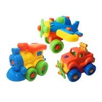 ingrosso giocattoli giocattoli-3pcs tir indietroare del fumetto divertente mini Playset Giocattoli Mezzi di favori di partito grande dono per Toddler bambini