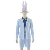 Wholesale kuroshitsuji ciel phantomhive cosplay resale online - Black Butler Kuroshitsuji Earl Ciel Phantomhive Cosplay Costume Blue Suit Uniform