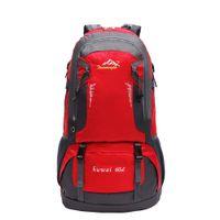 рюкзак из нейлона оптовых-60 L Climbing Hiking Backpack Nylon Camping Travel Backpack Sports Bag Unisex Outdoor Practical Mountain Climbing #