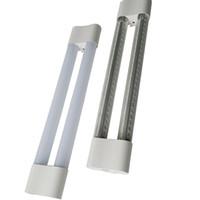 """4ft led röhre licht transparente abdeckung großhandel-Light of America LED Utility Shoplight 36 Watt 4800 Lumen 48 """"(4 Fuß) mit Ein- / Ausschalter. Kunststoffgehäuse. Hängende Hardware (Kette)"""