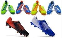 mens sports fußballschläger großhandel-mit Box Top 2019 Luxus Fußballschuh Cr7 Herren FG Fußball Copa Mundial Phantom Venom Jugendschuhe Herren Turnschuhe Chaussures Sport
