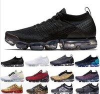 top weiße sportschuhe marke großhandel-Brand New 1.0 2.0 Fly Designer Schuhe Stricken BHM Schwarz Weiß Rot Orbit Laufschuhe Top Männer Frauen Sport Turnschuhe 36-45