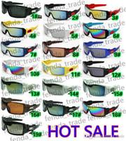 neue stilvolle brillen großhandel-Sport schillernde brillenmode Brand New Classic Fashion Unisex Herren Damen Sonnenbrille Retro Stilvolle Designer Vintage 19.