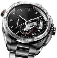 лучшие спортивные часы для мужчин оптовых-2019 новый топ мужские механические из нержавеющей стали 2813 автоматические часы движение спортивные мужские часы с автоподзаводом тег наручные часы