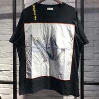 3d ölfarbe großhandel-2019 T Shirt Männer Frauen Beste qualität 3D dreidimensionale ölgemälde schraubenheftung Top Tees Mode Lässig Hip-Hop T-Shirt