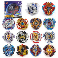 Wholesale old beyblade resale online - 2 in Beyblade burst Beyblades Metal Fusion Arena D bey blade Launcher Spinning Top Beyblade Toys For Boy Children