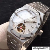 Wholesale a2 stainless steel online - Luxury brand famous men watch silver L stainless steel bracelet mechanical automatic movement watches aaa geneva mens wrist watches A2