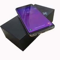 metal toptan satış-DHL freeshipping 6.2 inç Yüzey es10 artı andriod 6.0 smartphone HD Kavisli Metal Çerçeve 3G WCDMA ROM: 8GB RAM: 1GB.