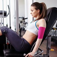 Wholesale armband phone holder online – custom Hight Elastic Mobile Phone Armband Sleeve Outdoor Running Case Bag Jogging Exercise Workout Strap Holder Pouch Universal