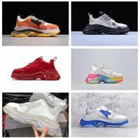 ingrosso tipi scarpe da donna-Molti tipi Air crystal cUS 5-11hion scarpe da ginnastica scarpe da basket scarpe da uomo Scarpe da donna 7FW Trippa da corsa scarpe da ginnastica Papà Scarpe Trippa S € 36-45