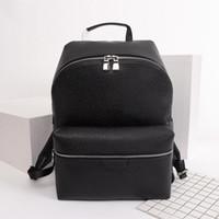 okul çantası çantası toptan satış-Pembe Sugao sırt çantası tasarımcı çanta erkek sırt çantaları çanta okul çantası erkekler çanta lüks sırt çantaları yüksek kaliteli 2019 yeni stil hakiki deri