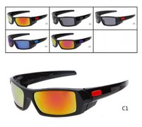 Wholesale new style goggles for men resale online - MULTI COLOR NEW FASHION STYLE FOR MEN S WOMEN S GAS CAN SUNGLASSES OUTDOOR SPORT SUNGLASS DESIGNER GLASSES