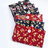 Wholesale canvas floral pencil pouch for sale - Group buy Fashion Roll Makeup Cosmetic Brush Pen Pencil Case Organizer Pouch Bag Portable Makeup Organizer Cosmetic Tools F3129