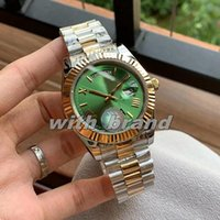 Wholesale watch 316l resale online - Designer Luxury Watch Automatic Mechanical L Stainless Steel Strap Sapphire Mirror Dial mm Classic Date Series Brand Mens Watch