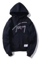 ingrosso vendita di hoodie uomini-Calda felpa con cappuccio da uomo di vendita Felpa da uomo con cappuccio felpa con cappuccio da uomo