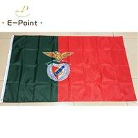 Wholesale portugal flags for sale - Group buy SL Benfica on Portugal Flag Big Size ft cm cm Polyester EPL flag Banner decoration flying home garden flag Festive gifts