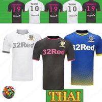 Wholesale limited edition soccer resale online - Thai Leeds United TH anniversary Centennial limited edition centenary soccer jersey ROOFE BAMFORD ALIOSKI jerseys CENTENARY shirts