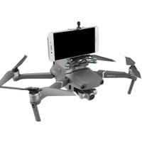 sport kamera zoom großhandel-Drohne Körpererweiterungshalterung für Gopro Hero 7 6 5 Sport Kamerahalterungen Stoßdämpfer für Dji Mavic 2 Pro / Zoom