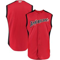 Wholesale womens blank baseball jerseys resale online - Mens Womens Youth All Star Game Custom Jersey Cody Bellinger Mike Trout Aaron Judge Javier Baez George Springer Blank Baseball Jerseys