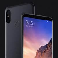 tv qwerty móvel venda por atacado-Original Xiaomi Mi Max 3 6 GB RAM 128 GB ROM Snapdragon 636 Octa Núcleo 12MP + 5MP Camera Max3 telefone Móvel