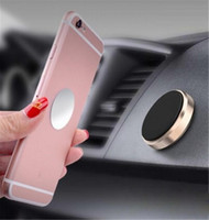 Wholesale car accessories for cell phones online – Magnetic Car Dashboard Cell Mobile Phone GPS Mount Holder Stand Phone accessories For Iphonesamsung Galaxy