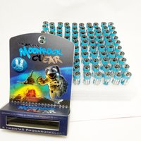 Wholesale gift package for sale - Moonrock Clear Cartridge DR Zodiak Moon Rock Atomizers Ceramic Coil Vape Pen Thick Oil ml Gift Box Flavors Packaging Vapor Carts Tank