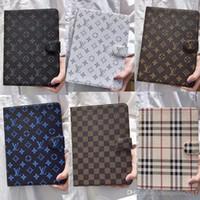 ipad abdeckungsdruck großhandel-druckbuchstaben tablet case cover ledertasche für ipad mini1 mini2 mini3 mini4 mini5 air 2 air pro 9.7 inch 10.5