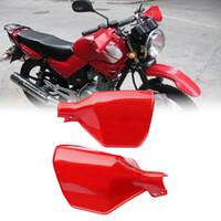 Wholesale motorcycle hand guards resale online - KKMOON Motorcycle Hand Guard Handguard Shield for Moto Dirt Bike ATVS mm Handlebar