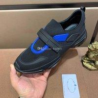 zapatos únicos para hombre de diseño al por mayor-zapatos de diseñador para hombre zapatillas de deporte de última moda de diseño único zapatillas de deporte Cloudbust de alta calidad tamaño 38-44 modelo QLPR