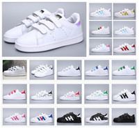 Wholesale children baby shoes sport resale online - Classic Youth Stan Smith Superstar Kids Girls Child Boys Baby Children Shoes Casual Sport Size
