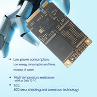 sert toptan satış-Dahili Katı Sabit Disk MSATA 240GB Yüksek Hızlı Sabit Disk SSD ile Depolar ve Sürücüler