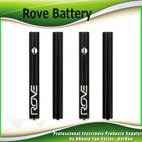 Wholesale oil for e cig cartridges for sale - Group buy ROVE Vape Battery mAh Adjustable Preheat VV E Cig Pen Box Mods Compatible Battery With Bottom USB For Thick Oil Cartridge Tank