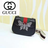 Wholesale butterfly cross body bags for sale - Group buy dfkjhldfk SLFI M505387 Butterfly Diamond Crossbody Bag WOMEN HANDBAGS ICONIC BAGS TOP HANDLES SHOULDER BAGS CROSS BODY BAG CLUTCHES
