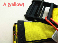 ceintures jaunes femmes achat en gros de-17ss nouvelle mode de haute qualité toile ceinture blanche hommes loisirs jaune ceinture bien faite Toile hommes femmes ceintures 200 cm