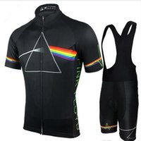 maillot de cyclisme rose pour homme achat en gros de-2018 Pink Floyd Ensembles Vélo Hommes Chemises Vélo Respirant Kits Vêtements Séchage Rapide Sport Tops Maillots De Vélo XS-5XL