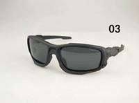ballistische brille großhandel-2019 Sonnenbrillen Brillen für den Außenbereich Taktische Schießbrillen SI BALLISTIC SHOCK TUBE 9329