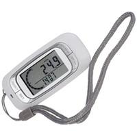 3d schritte großhandel-Heißer verkauf weiß 3d sensor lcd display digital lauf schrittzähler mit 7-tage-speicher schritt kalorien entfernungsmesser gesundheit tracker h210635