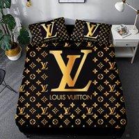 Wholesale comforter 3d bedding sets for sale - Group buy 3D designer bedding sets king size luxury Quilt cover pillow case queen size duvet cover designer bed comforters sets BGJ10