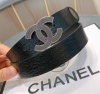 ceinture corset en métal femmes achat en gros de-Mode ceinture élastique pour les femmes Metal Lock Stretch Ceinture Strap Black Corset Cinch Ladies Accessoires + boîte