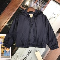 пружины для детей оптовых-2019 Куртка детская спортивная для мальчиков пальто весна-лето куртки для мальчиков марки