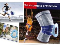 Wholesale knee support protector for sale - Group buy 1 Patella Knee Sliders Damping Kneepads Basketball Knee Pads Supporting Brace Wrap Protector Cycling Volleyball
