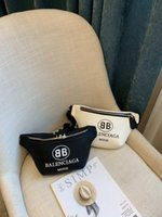 para çantası toptan satış-Yüksek Kalite Erkekler Kalça Bum Fanny Paketi Para Kılıf Çok Pocket Yeni Moda Sling Crossbody Göğüs Paketi Erkek Bel Kemeri Çanta Messenger Çanta