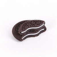 Wholesale oreo biscuits for sale - Group buy Magic Games Tricks Restored Biscuit Cyril OREO Bite Cookie Funny Toy OREO Bite Out Cookie Close Up Tricks Props