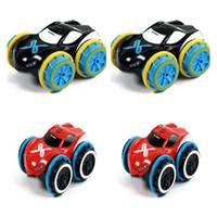 aqua spielzeug großhandel-Silverlit AQUA Cylone XS Car Off-Road Mini Whirlwind Rennwagen Spielzeug Boy Fernbedienung Rennwagen Kinder elektrische Spielwaren-Autos 5Y + 07