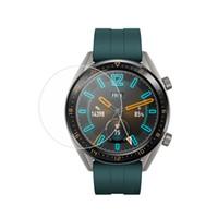активные часы оптовых-9H Закаленное стекло-экран протектор ДЛЯ Huawei Watch GT Watch GT Active Элегантные часы 2 про Магия 300 шт. / Лот