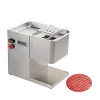 Wholesale meat processing machines resale online - BEIJAMEI Meat Processing Machine KG Desktop Meat Cutting machine Commercial Electric Meat Slicing Slicer For Sale