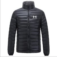 frauen leichte jacken großhandel-Outdoor-Daunenjacke für Männer und Frauen in kurzen Warmsport leichte Jacke tragbar Daunenjacke 2019